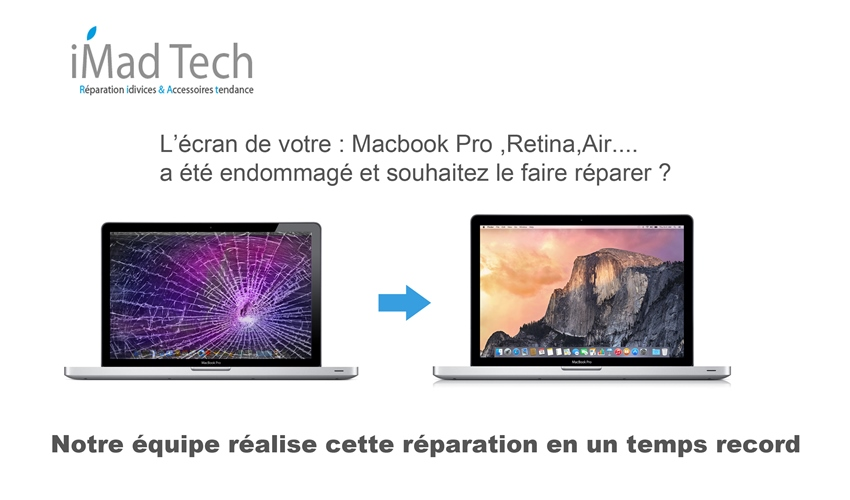 acheter ecran macbook marrakech