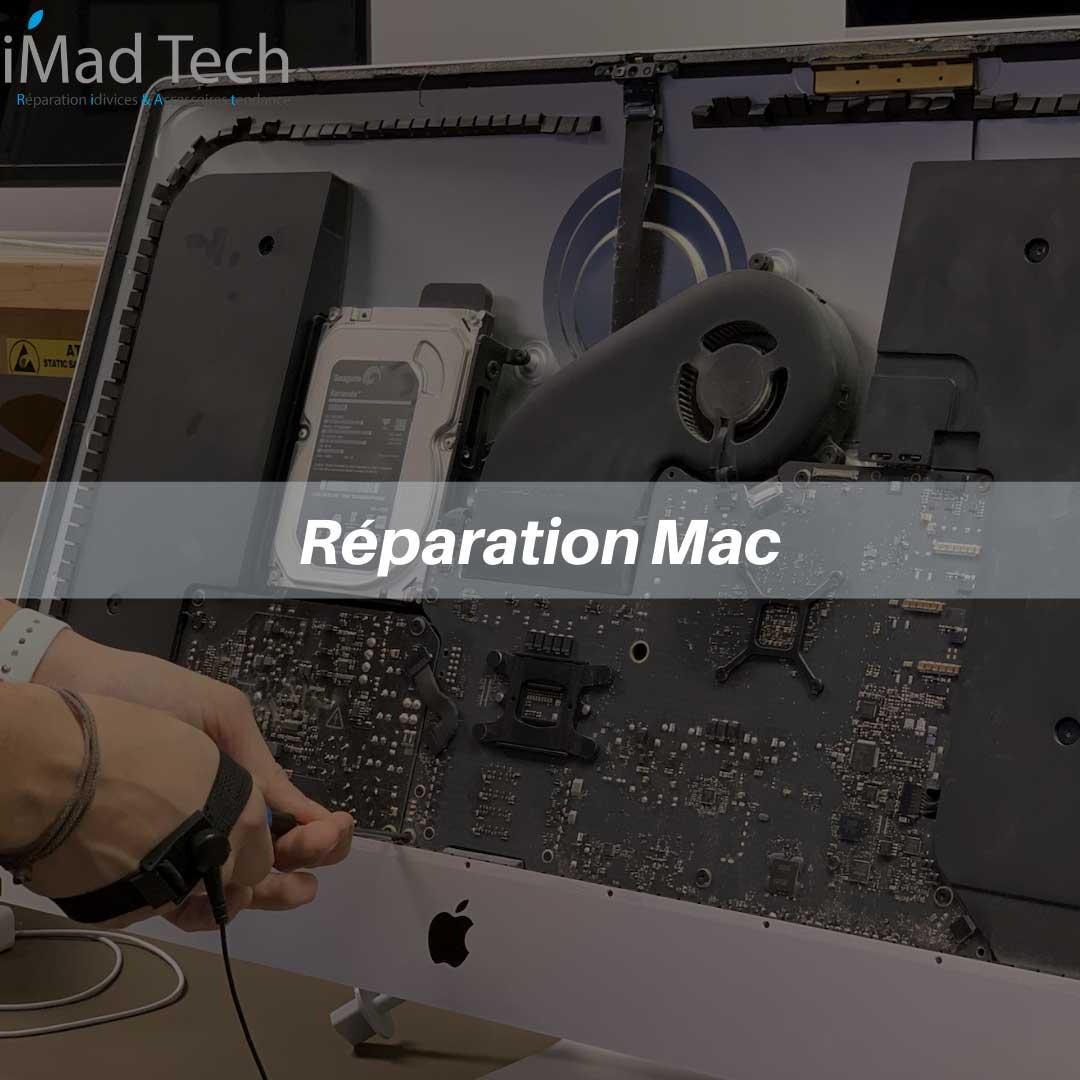 Réparation mac marrakech